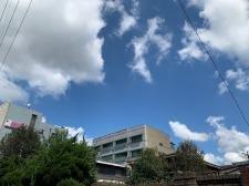 [현장 포토] 화창한 가을분위기의 파란하늘